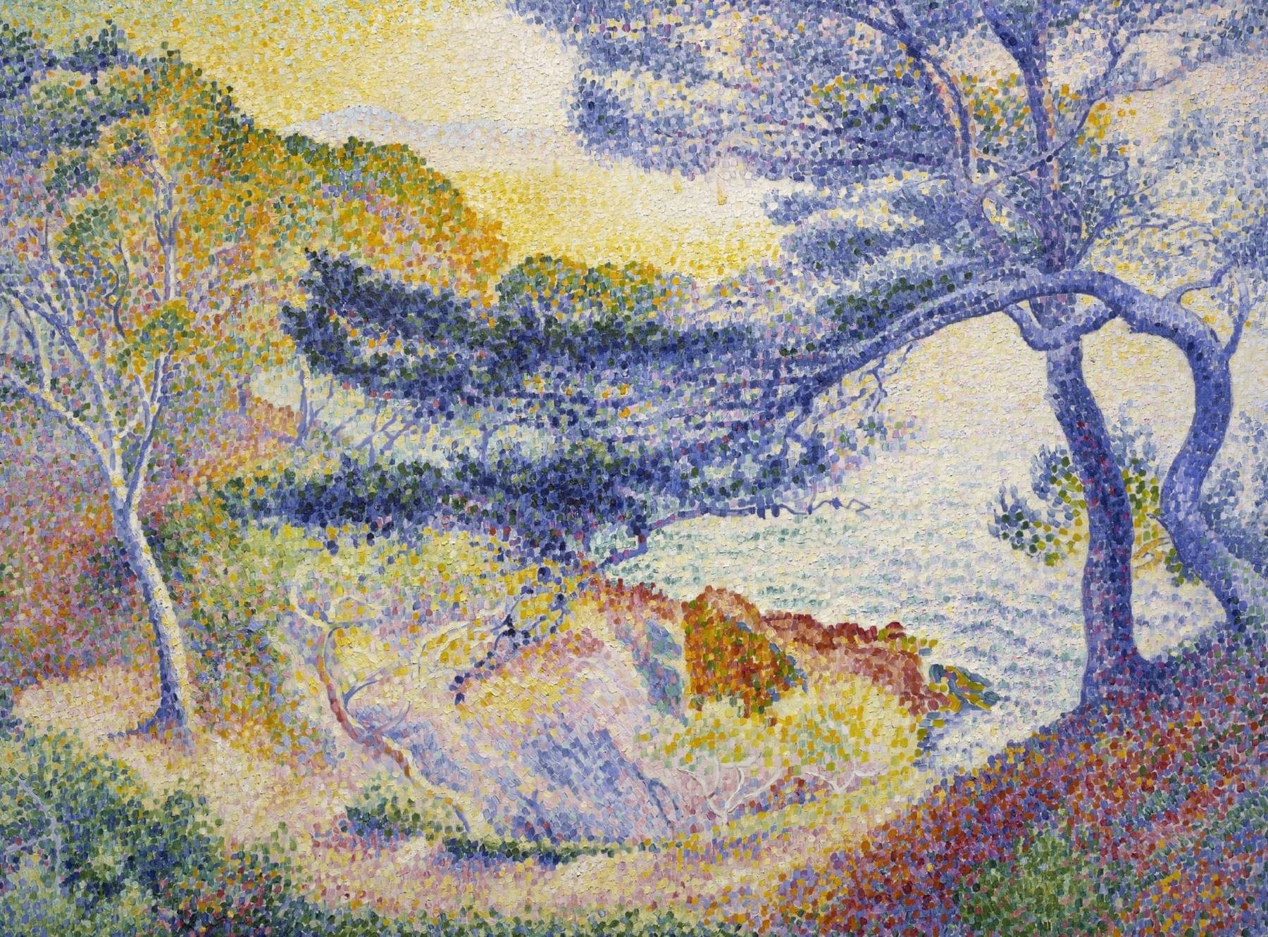 Henri-Edmond Cross, Le Cap Layet
