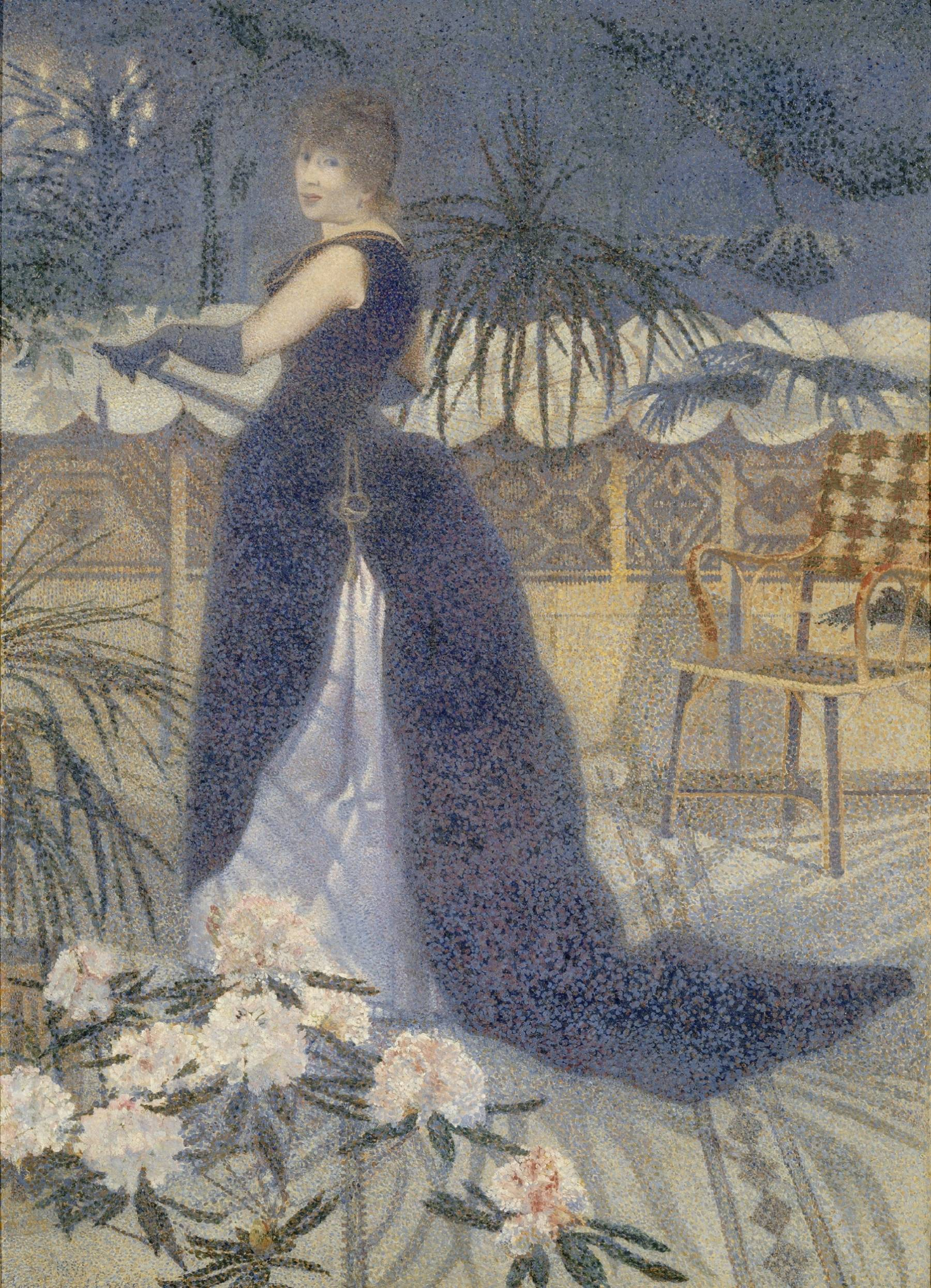 Henri-Edmond Cross, Madame Hector France