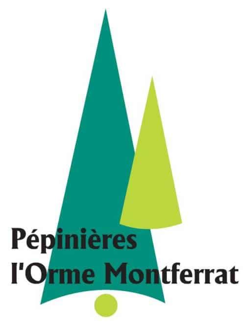 Logo Pépinières l'Orme Montferrat, mécène du musée des impressionnismes Giverny