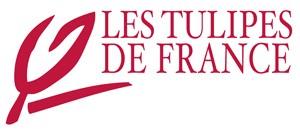 Logo Les Tulipes de France, partenaire du musée des impressionnismes Giverny