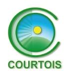 Logo Courtois, mécène du musée des impressionnismes Giverny
