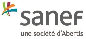Logo Sanef Albertis, mécène du musée des impressionnismes Giverny