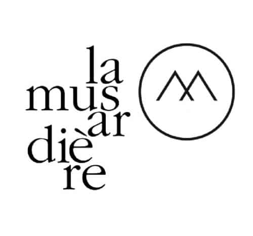 Logo La Musardière, mécène du musée des impressionnismes Giverny