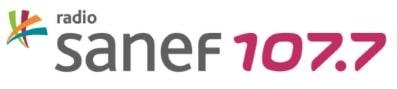 Logo Sanef 107.7, mécène du musée des impressionnismes Giverny
