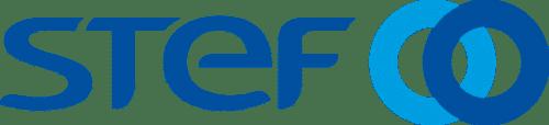 Logo groupe STEF, mécène du musée des impressionnismes Giverny