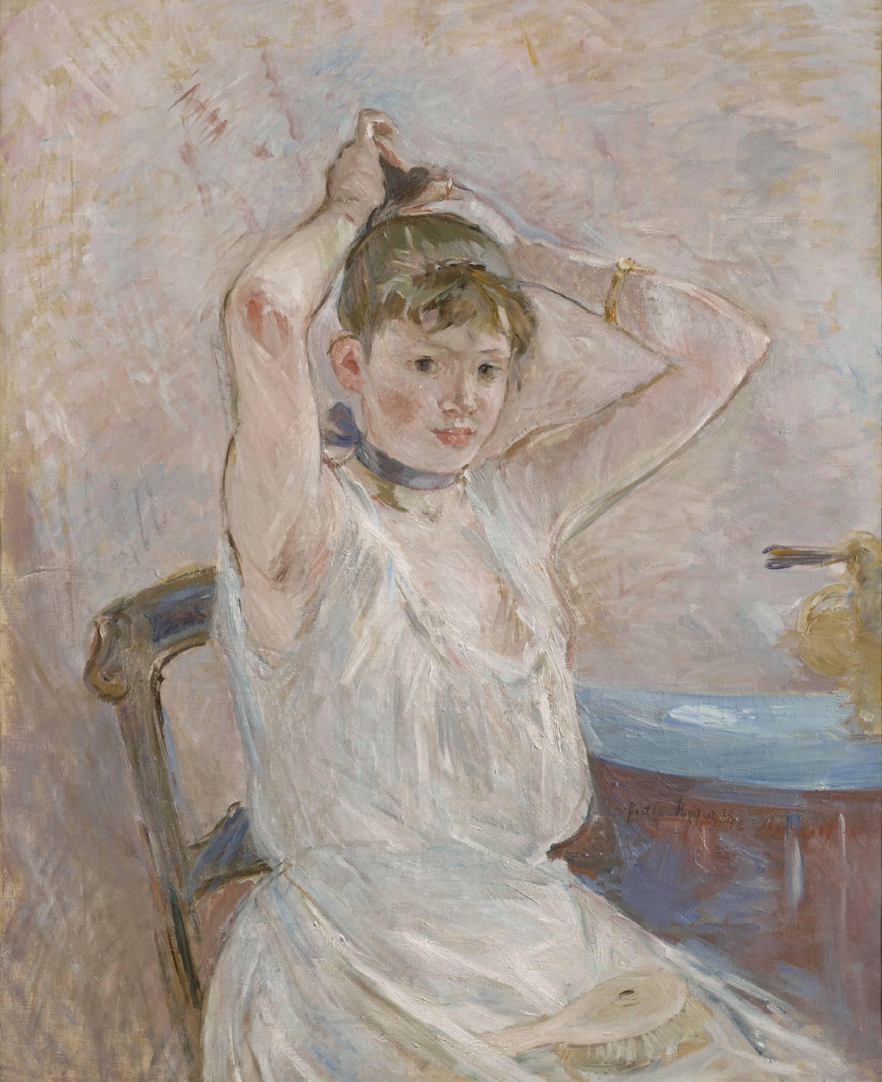 Berthe Morisot, Le Bain