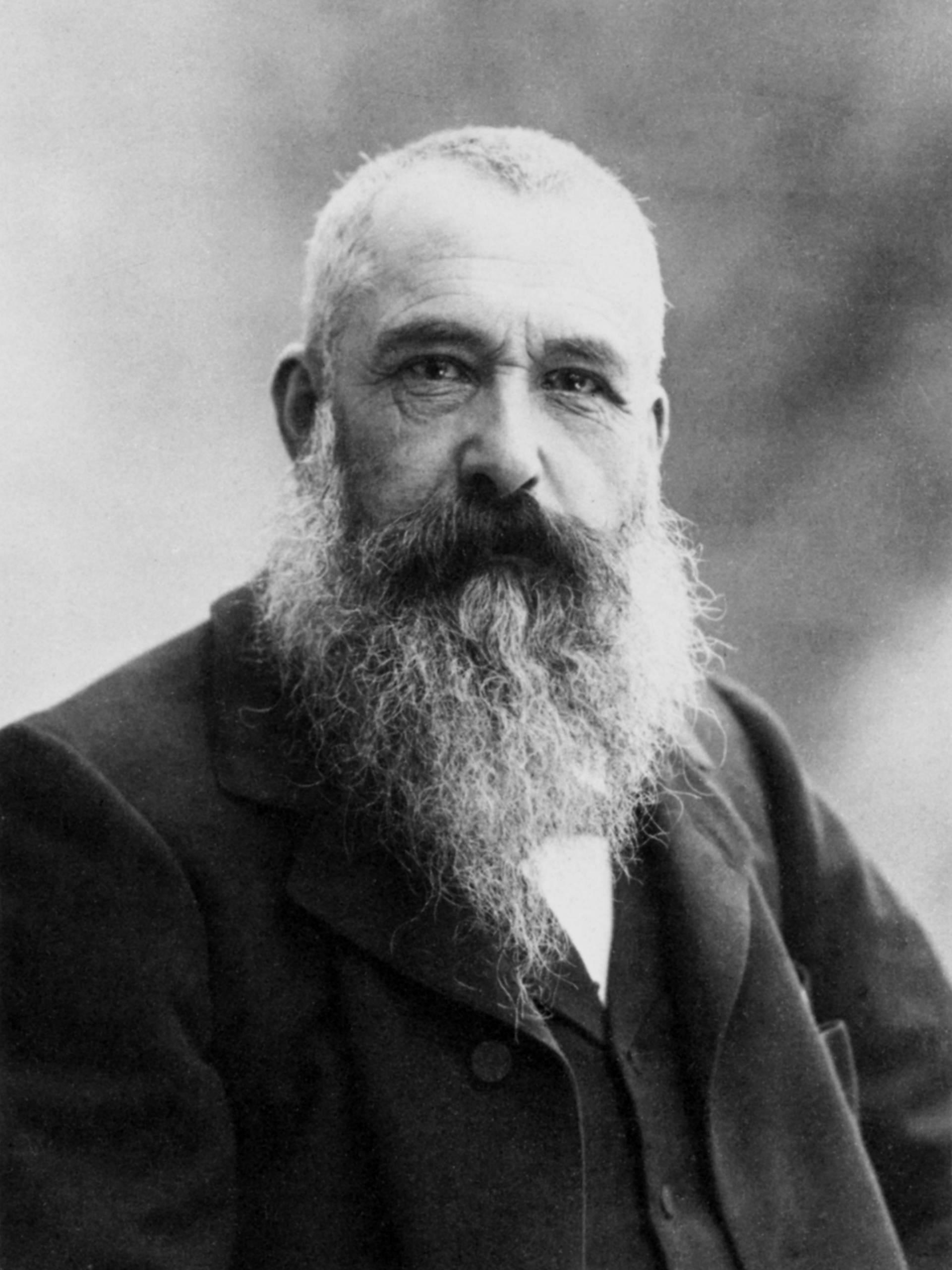 Félix Tournachon, dit Nadar, Claude Monet par Nadar