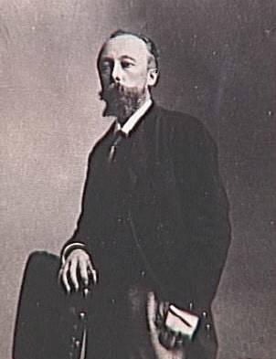 Pierre Petit, Portrait d'Edouard Dantan