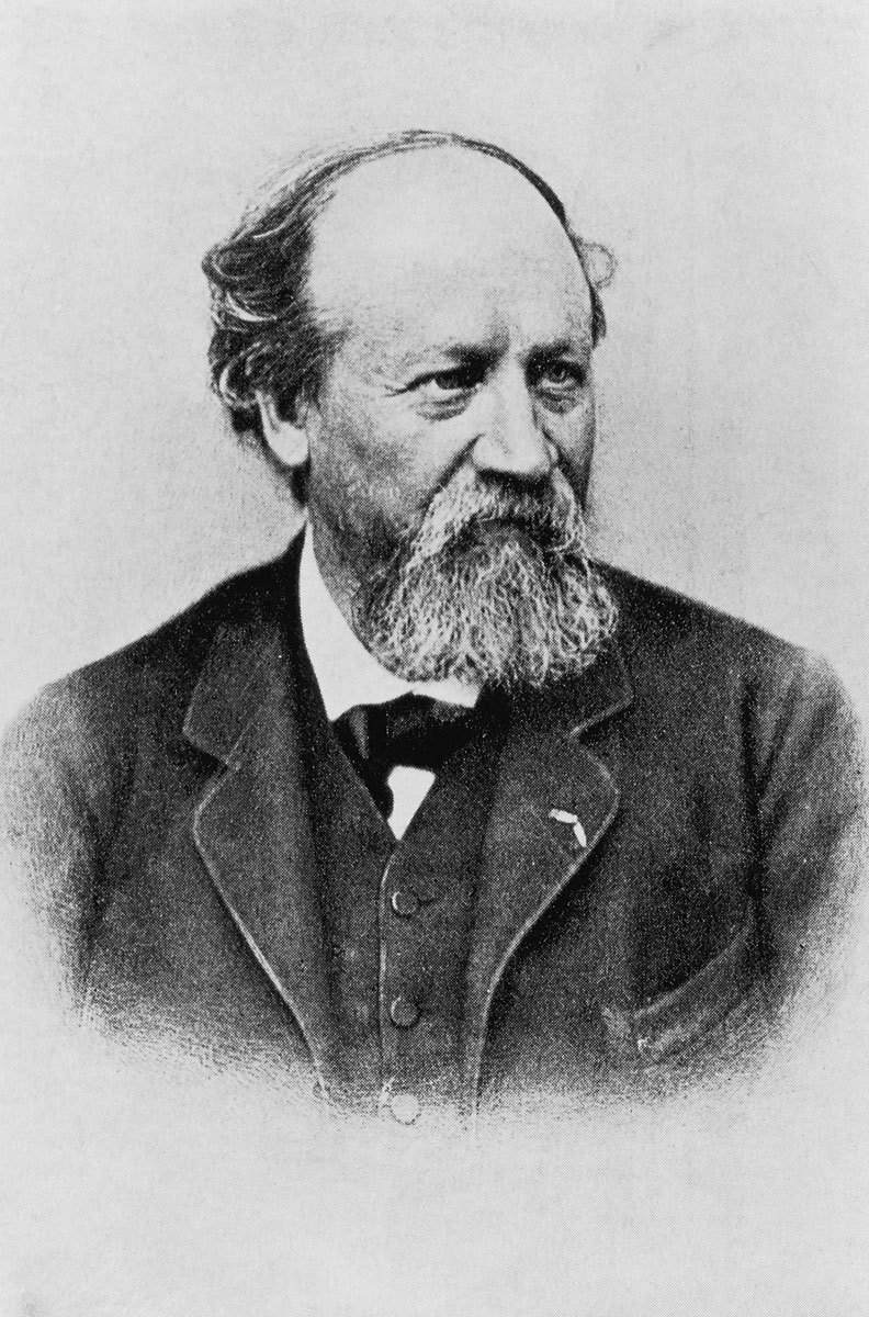 Pierre Petit, Portrait d'Eugène Boudin