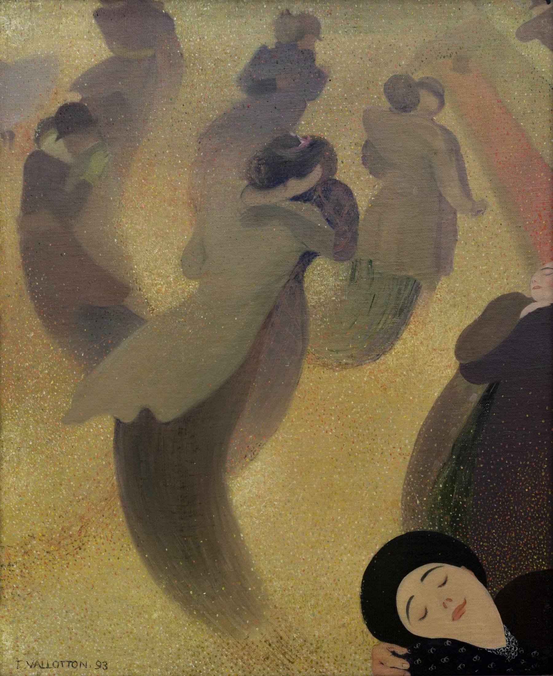 Félix Vallotton, La Valse