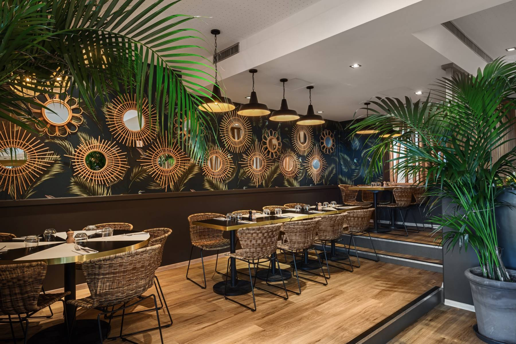 Restaurant La Brasserie des Artistes, musée des impressionnismes Giverny