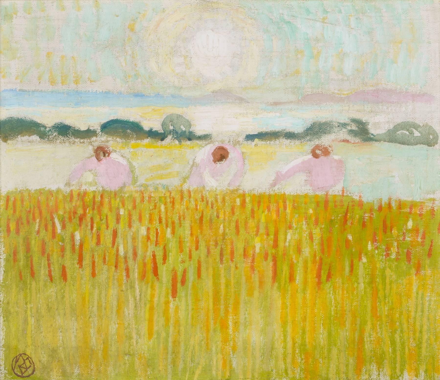 Maurice Denis, Soleil blanc sur les blés