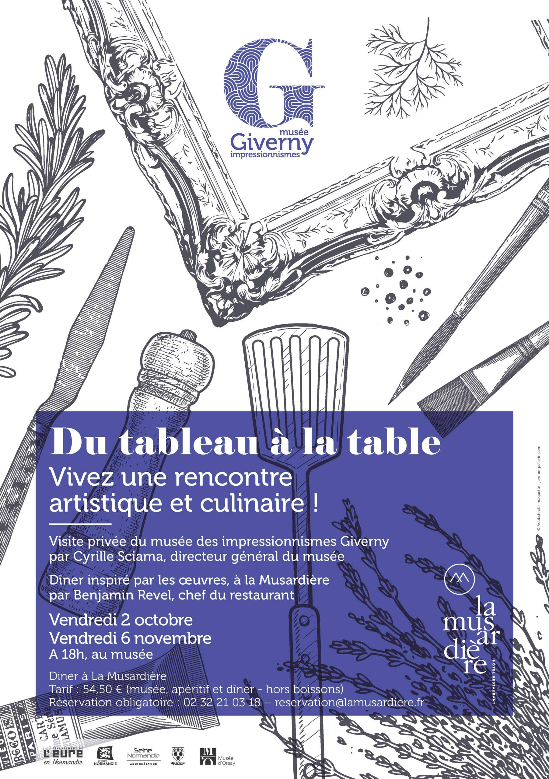 du tableau à la table