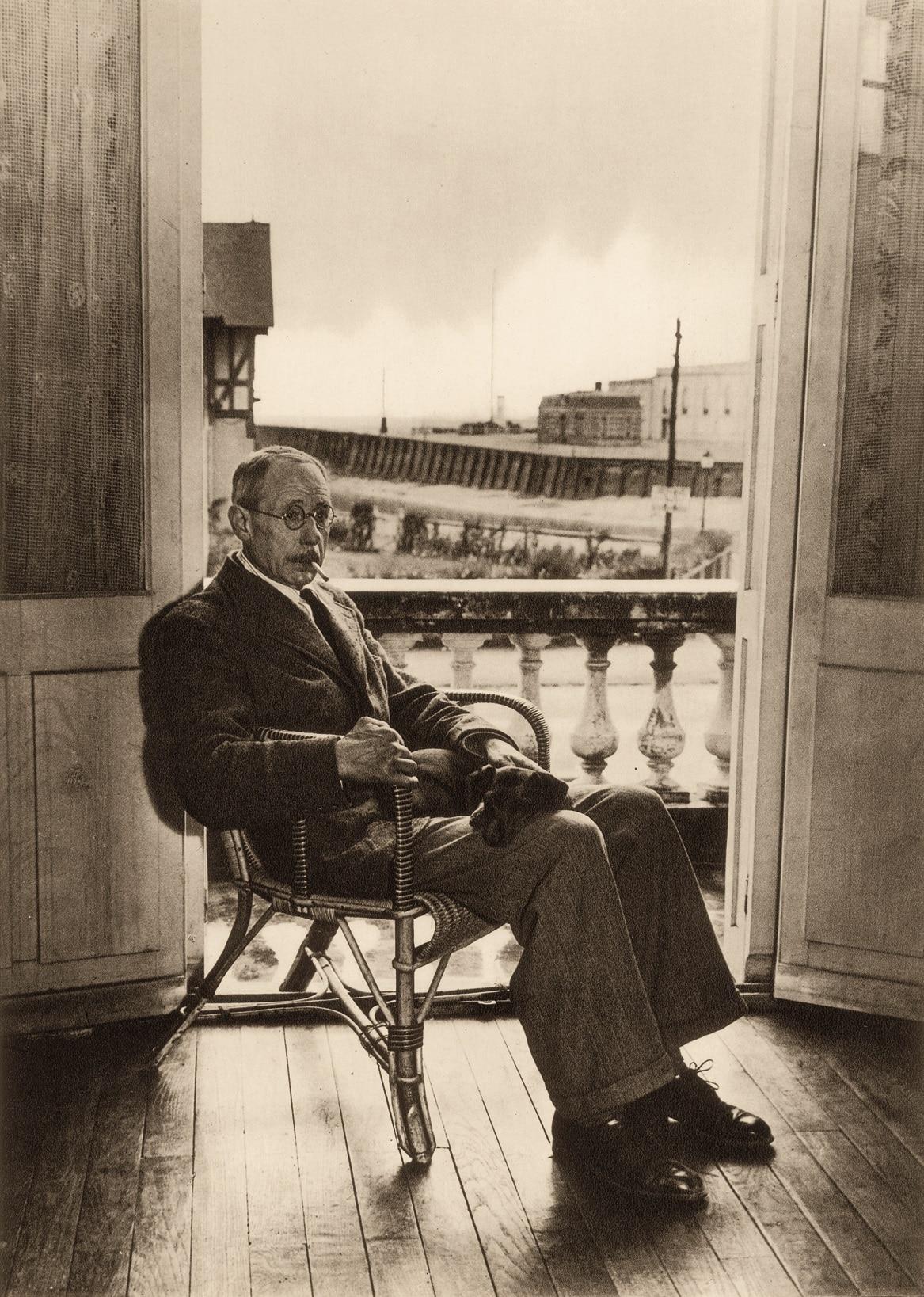 Rogi André, Bonnard à Deauville