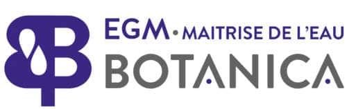Logo d'EGM Botanica