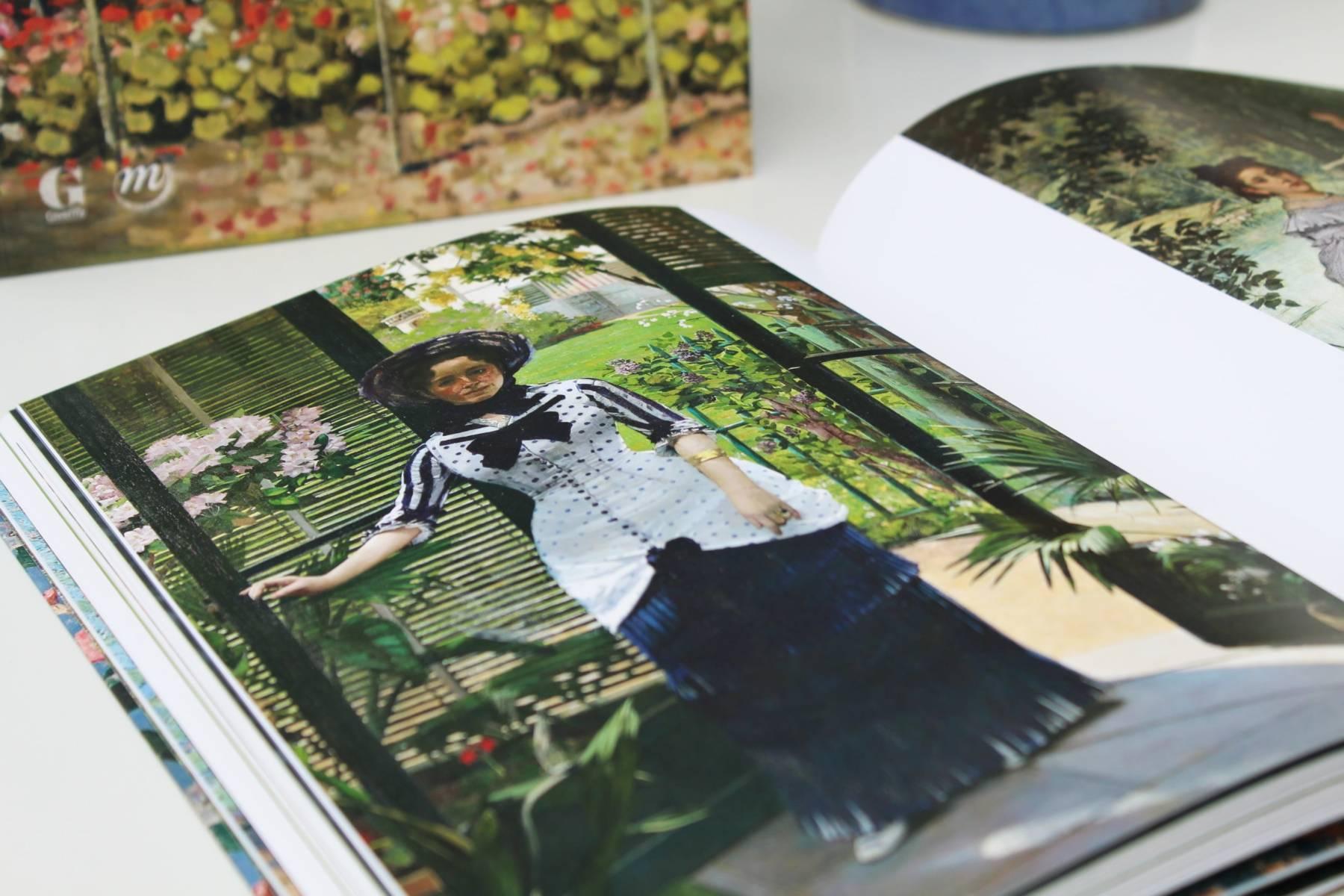 Catalogue de l'exposition Côté jardin. De Monet à Bonnard