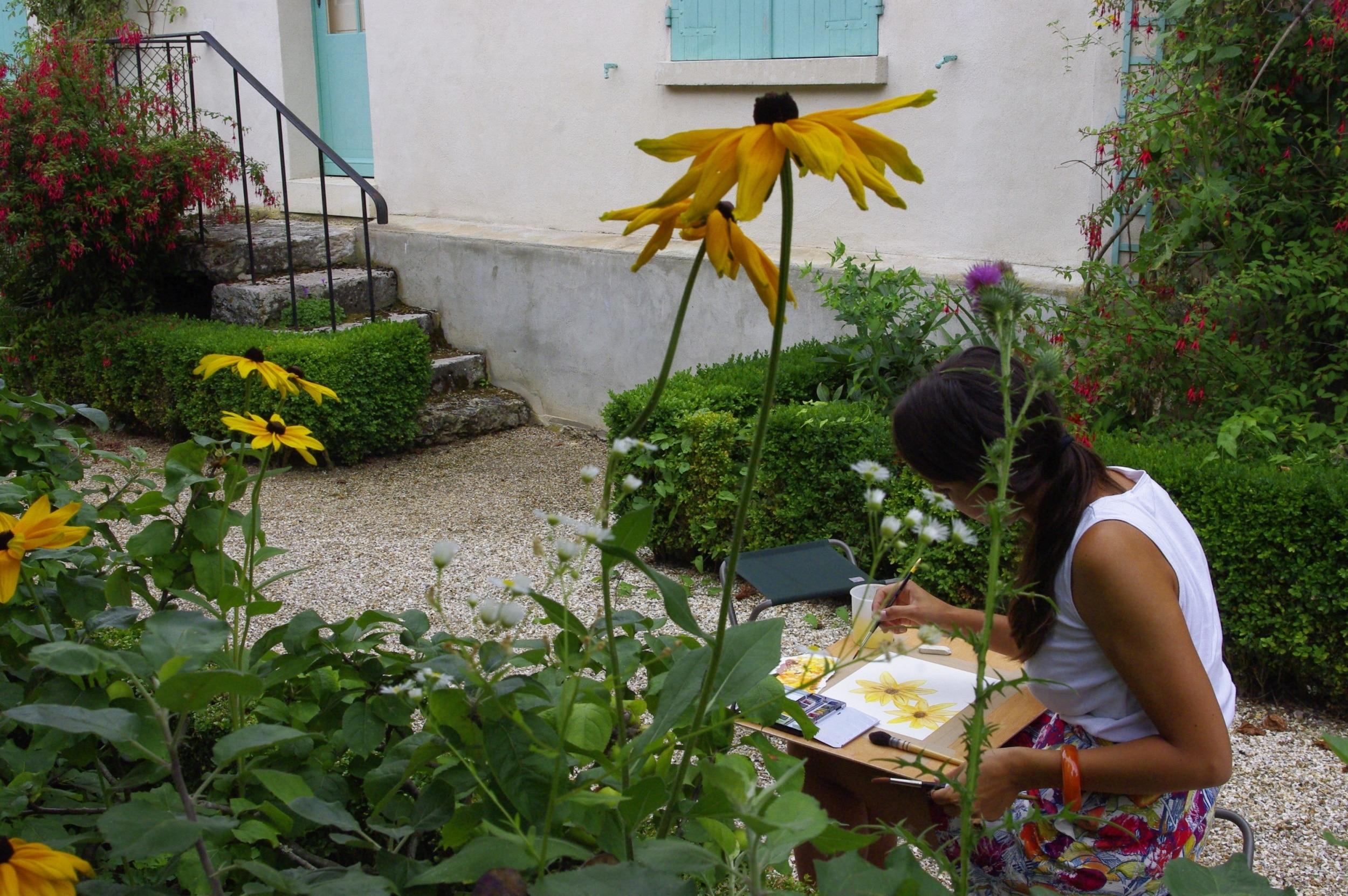 Atelier adulte au musée des impressionnismes Giverny