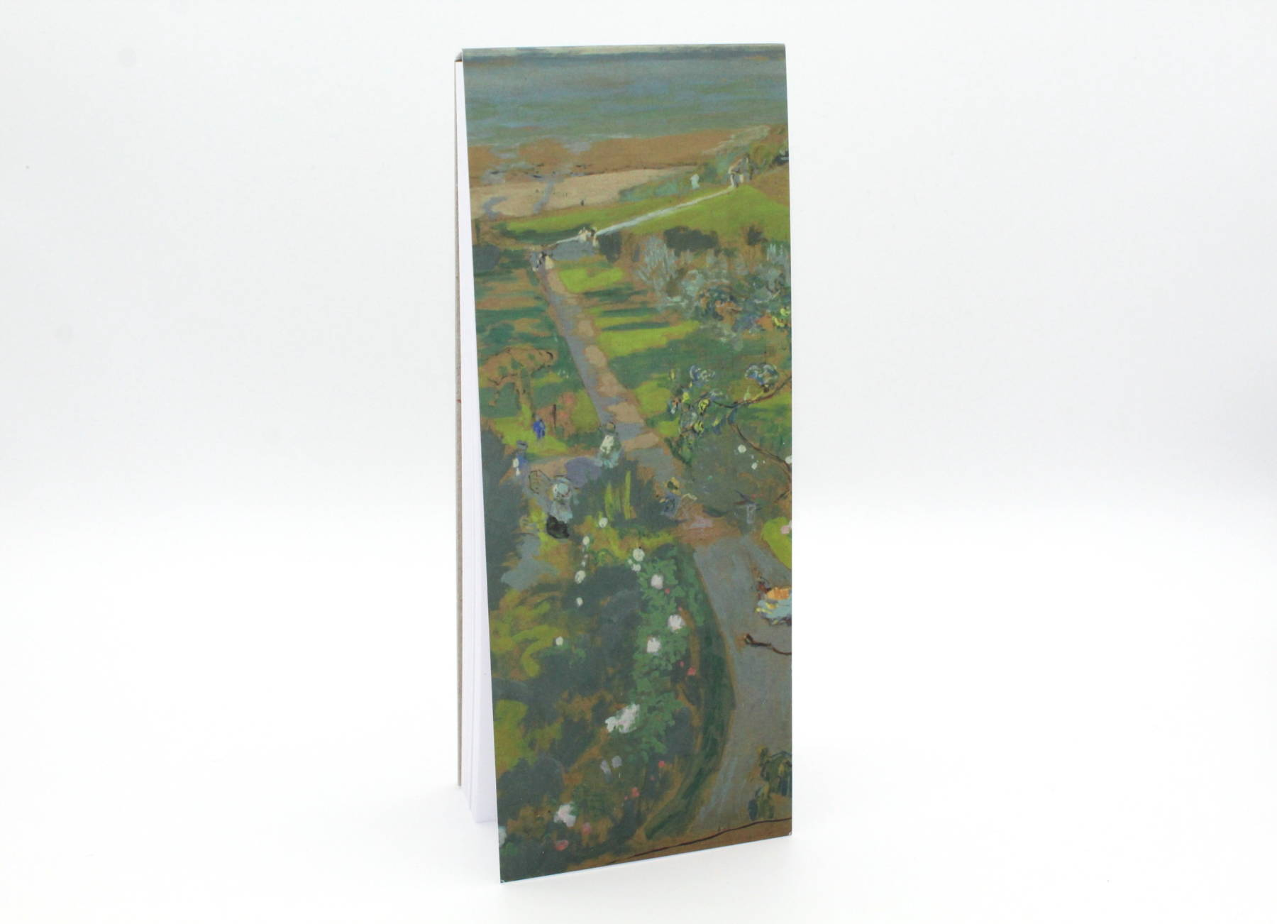 Bloc-notes - Edouard Vuillard, Vue des Pavillons