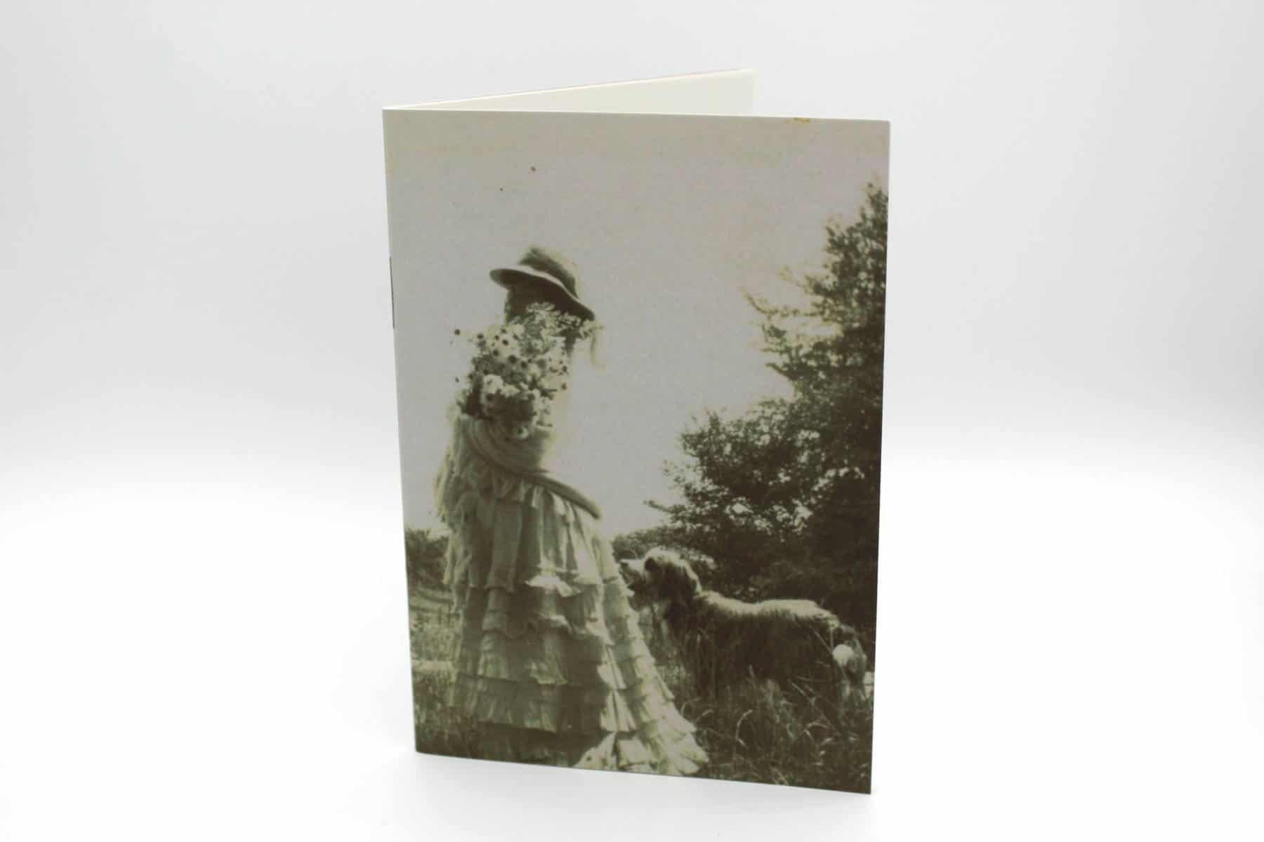 Cahier A6 - Photo de Lucie Hessel par Edouard Vuillard