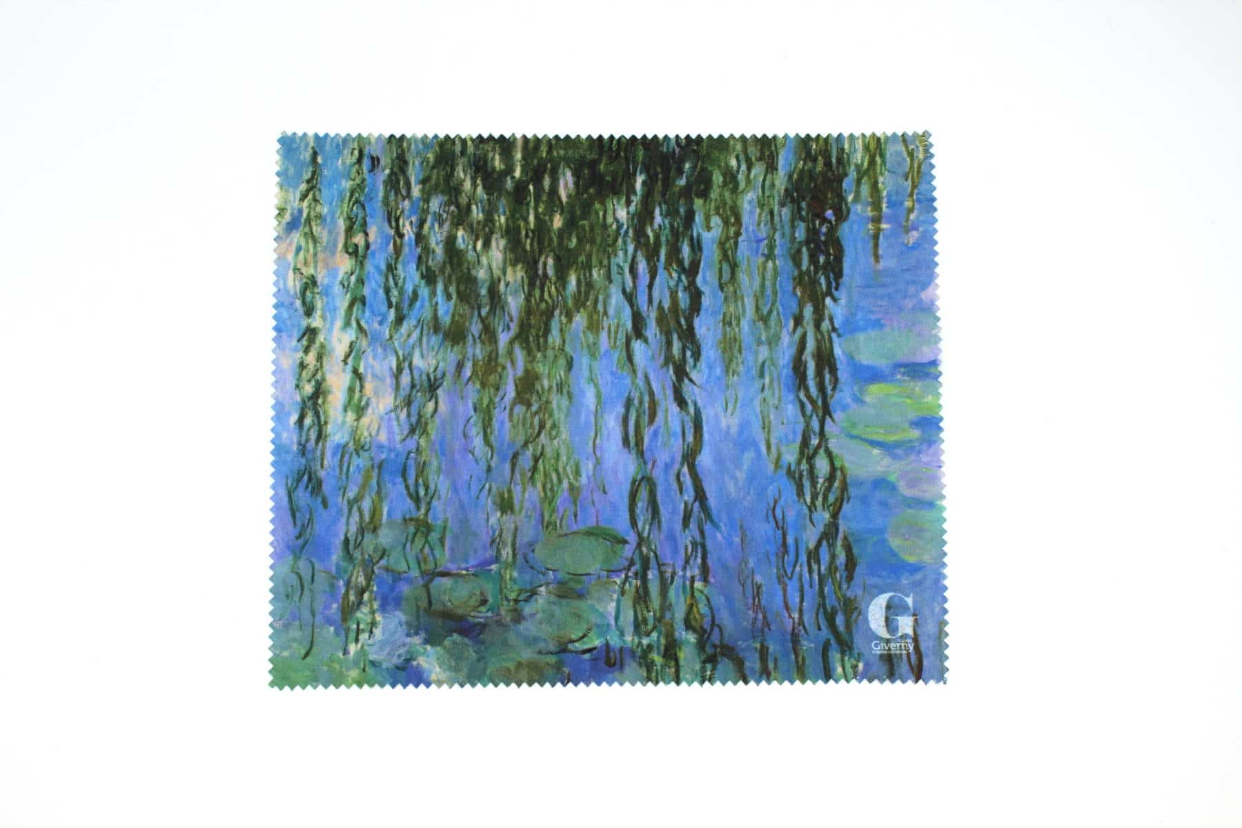 Chiffonnette à lunettes - Claude Monet