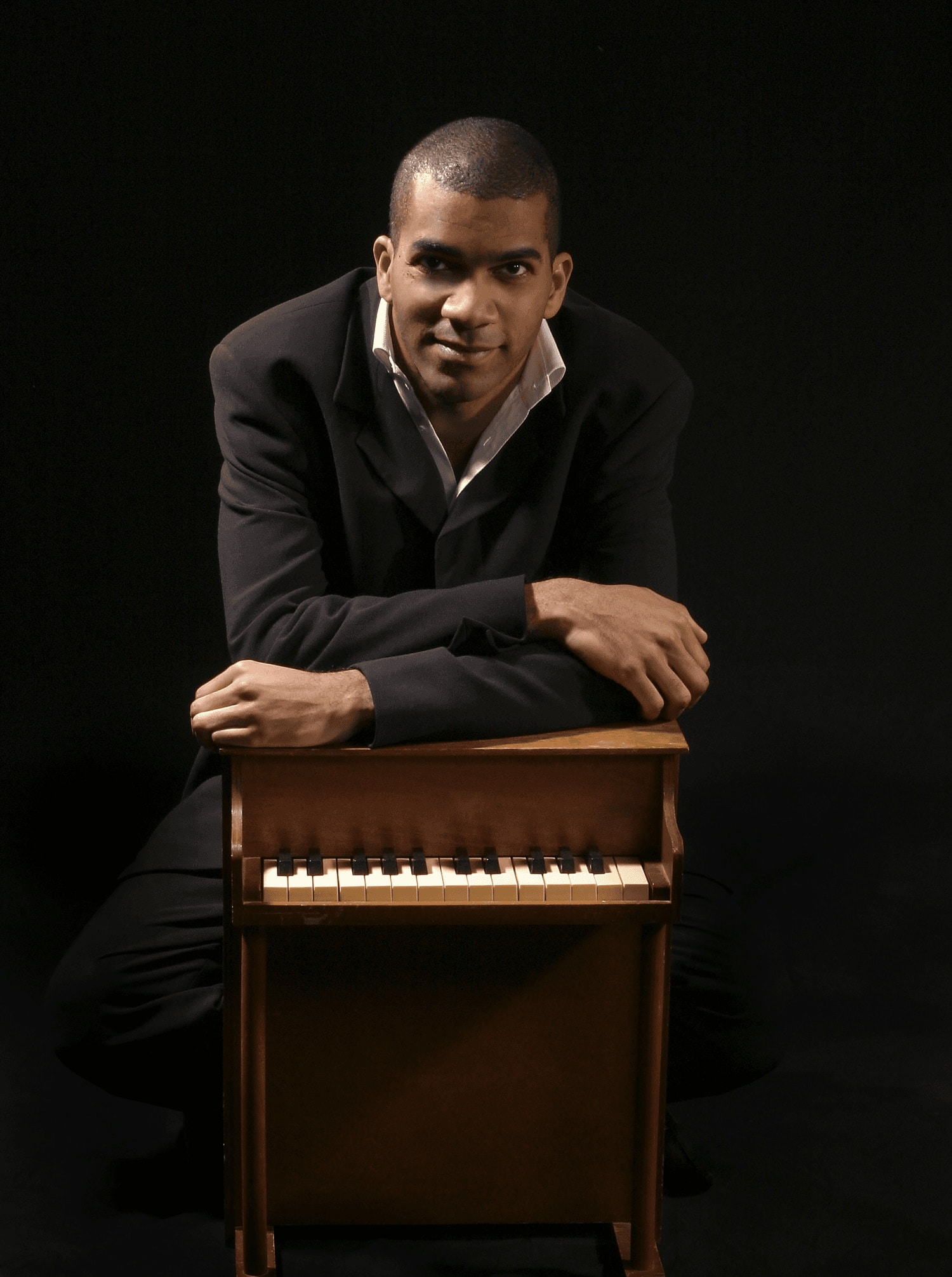 Festival de piano, le pianiste Wilhem Latchoumia