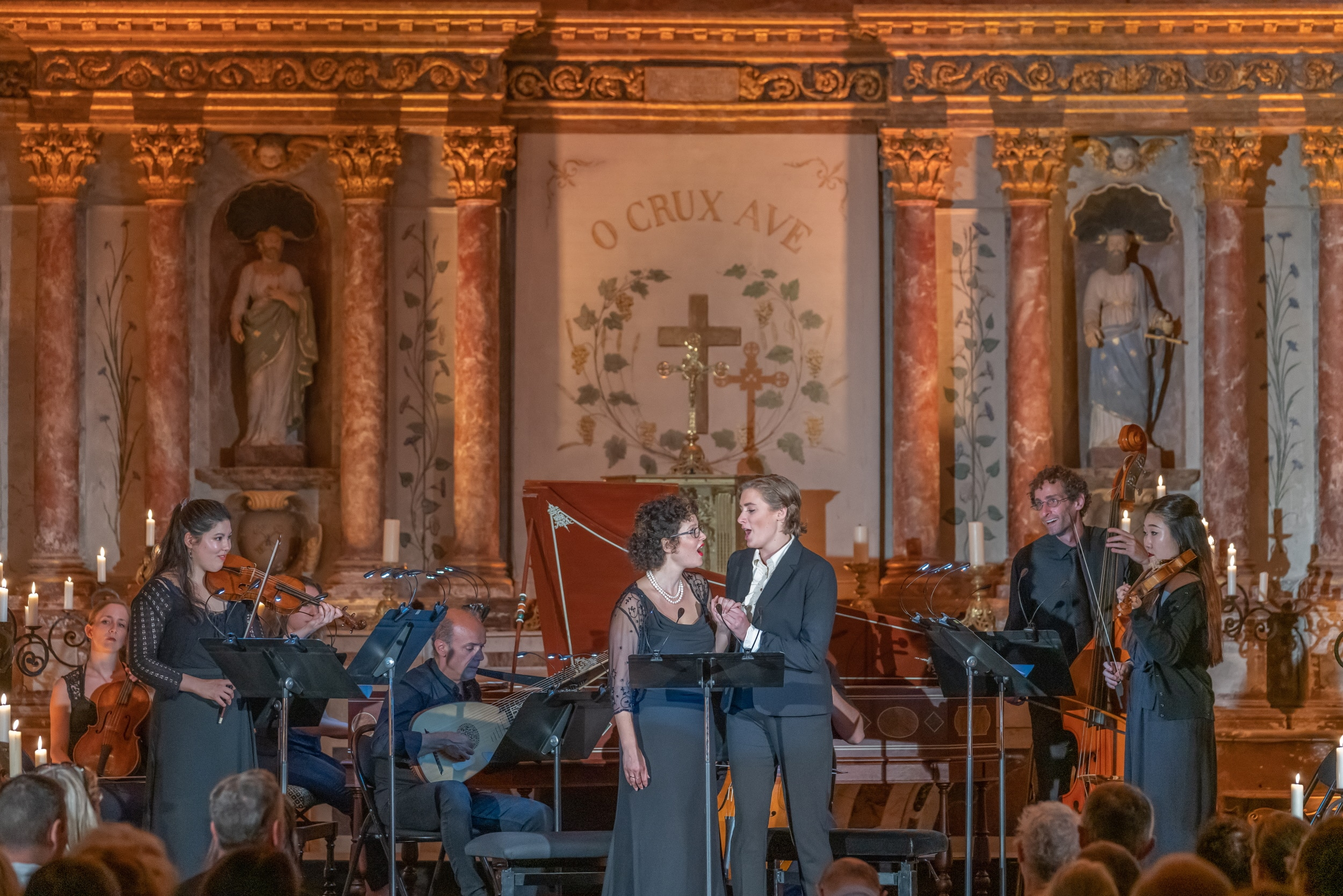 Les Arts Florissants, concert vocal Aminta e Filide