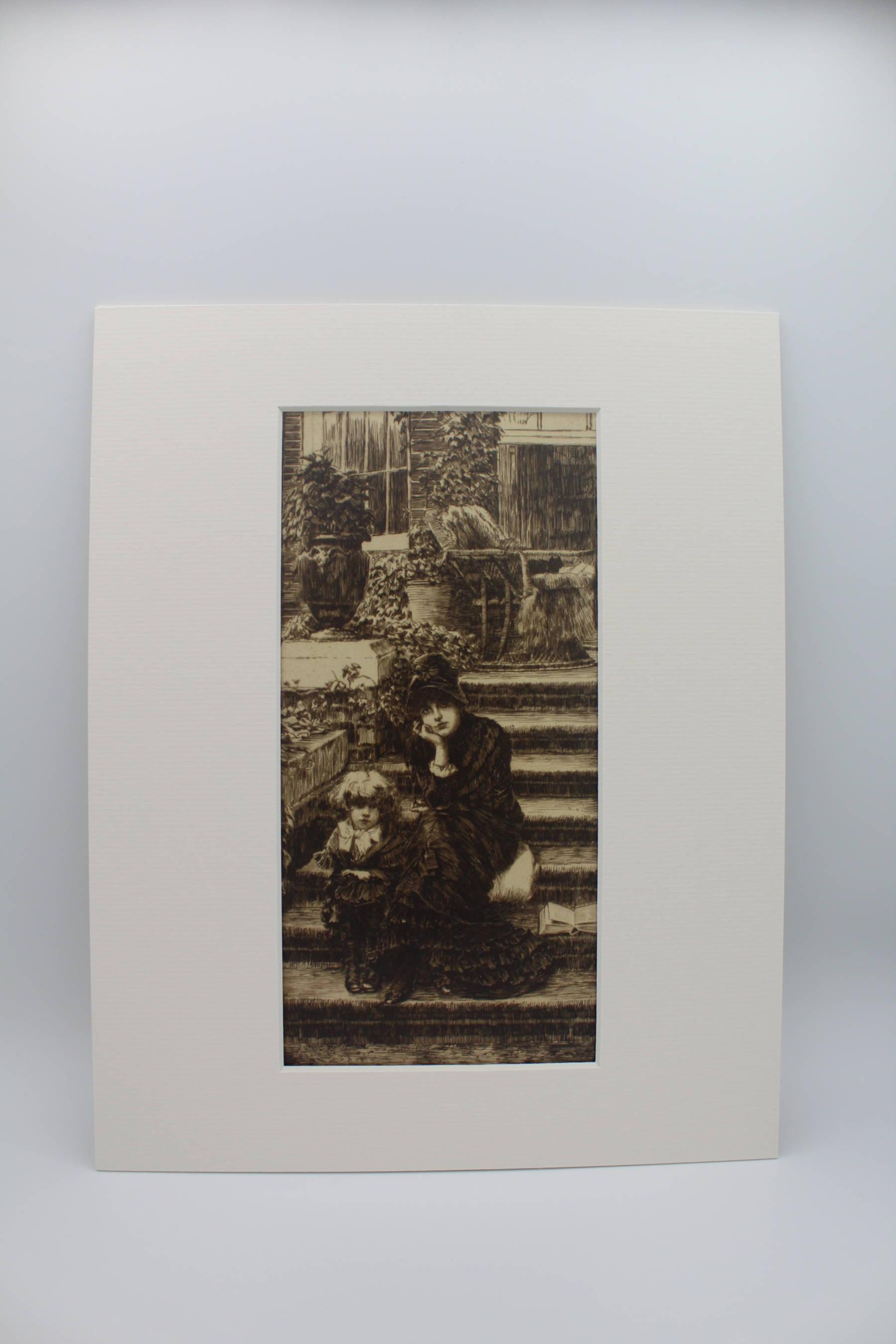 Passe-partout - James Tissot, Rêverie